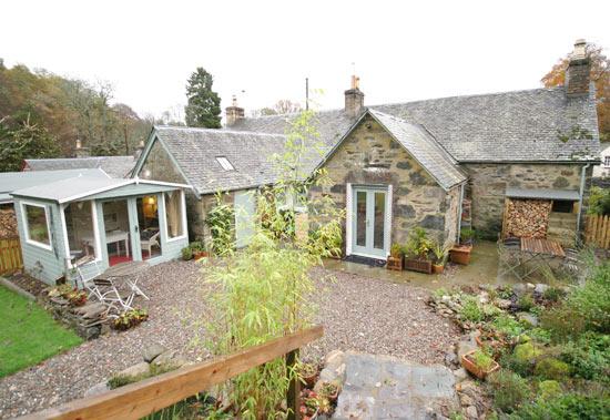 Bay Tree Cottage Perthshire Unique Cottages