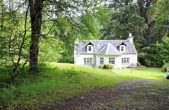 Woodlands Cottage Inverness Amp Loch Ness Unique Cottages
