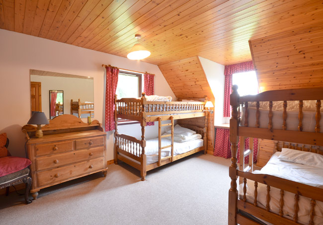 Bunk House Dog Friendly Fort William
