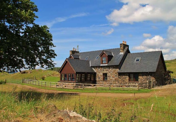 Achleanan Farmhouse Lochaber Amp Ardnamurchan Unique