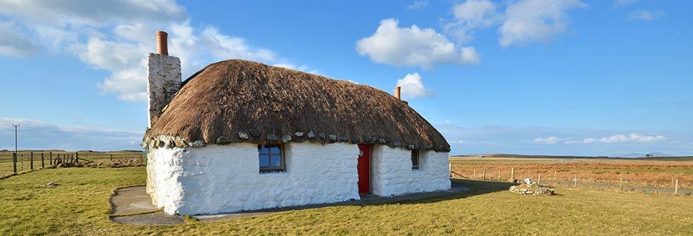Boreray Cottage The Outer Hebrides Unique Cottages