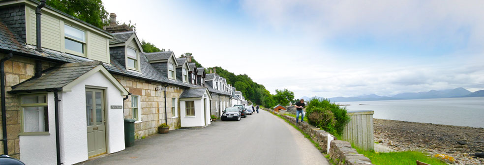 Applecross Cottages