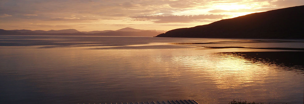 Sunset from Applecross