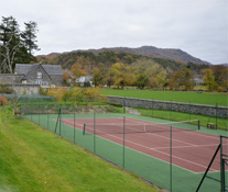 Tennis Courts in the Grounds