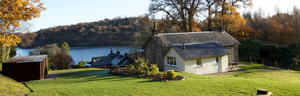 Rose Cottage at Luss