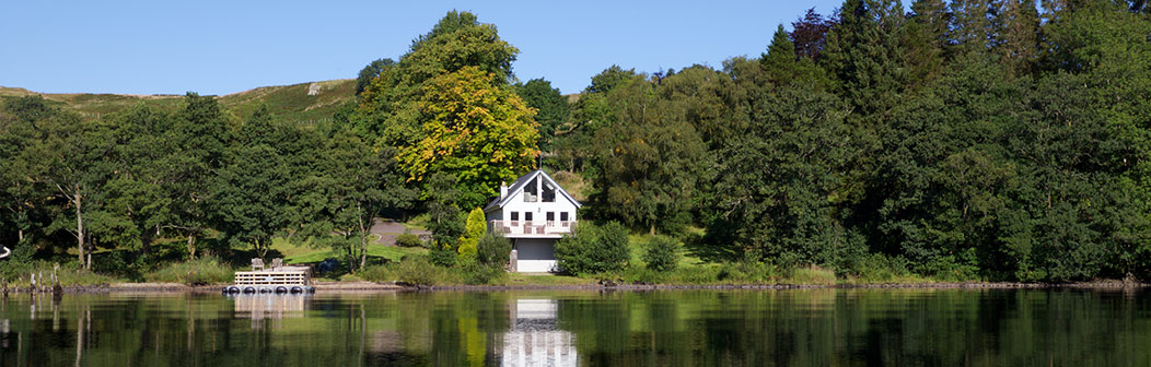 Achnacarron Boathouse