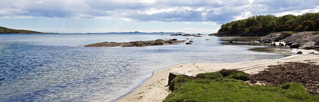 Nearby Carse Beach