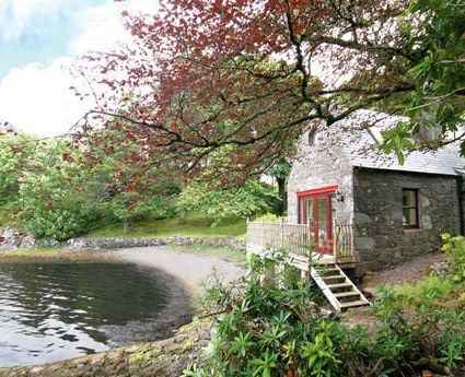 Awesome The Boathouse Argyll The Isles Unique Cottages Interior Design Ideas Tzicisoteloinfo