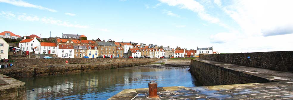 Cellardyke Harbour