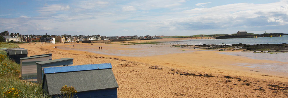 Earlsfferry Beach