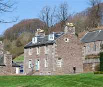 Robert Owen's House in New Lanark