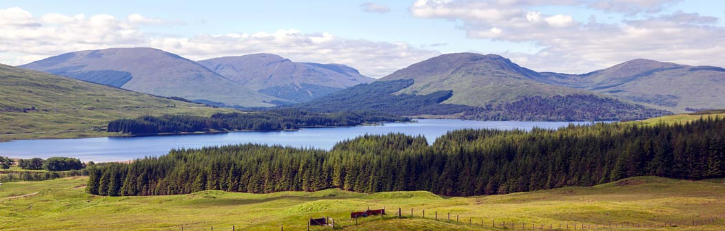 Loch Tulla, Bridge of Orchy