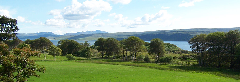 Drimnin Estate