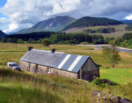Glenceitlein Cottage