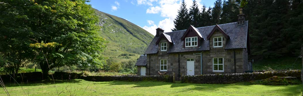 Glen Etive Cottage