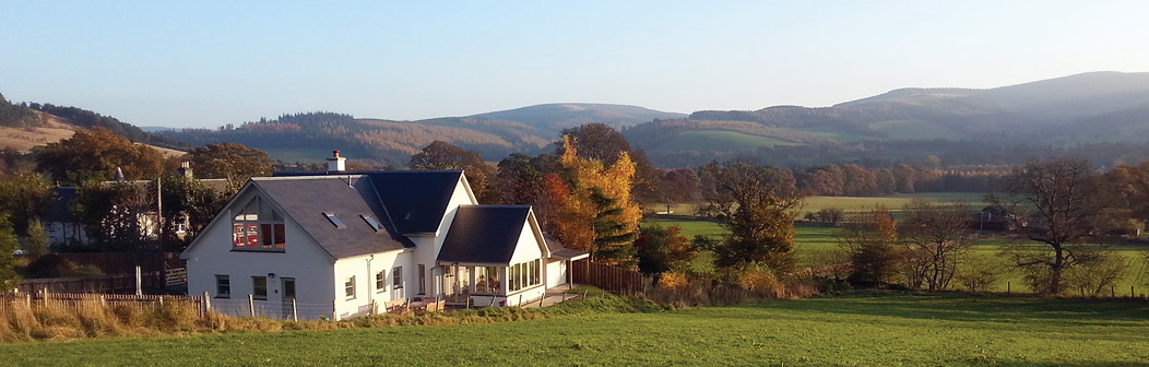 Glentress Cottage