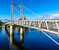 Inverness Suspension Bridge