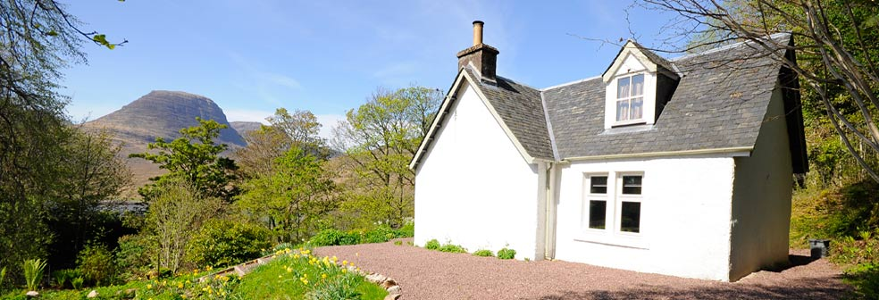 Loch Kishorn Cottage