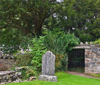 The Site of the Fortingall Yew