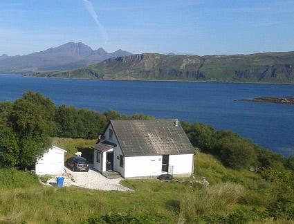 Macgregor Cottage Isles Of Skye Amp Raasay Unique Cottages