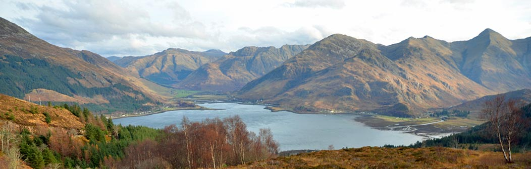 View towards Glenelg