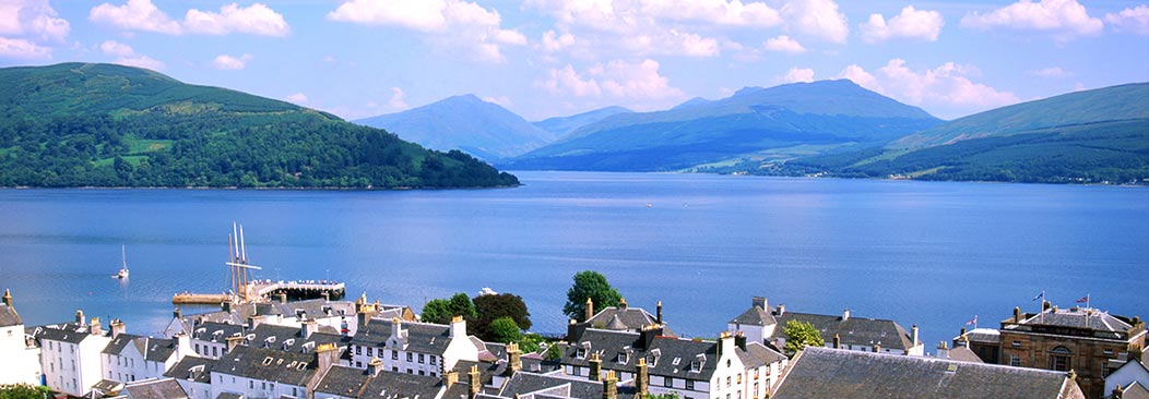 View over Inveraray