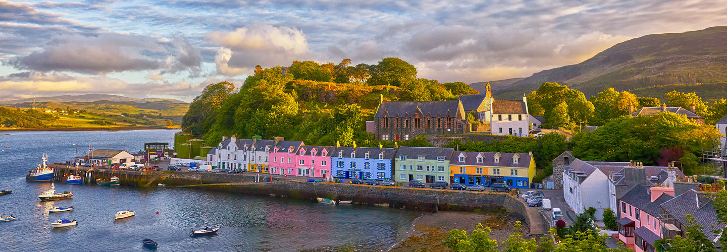 West Coast - Portree