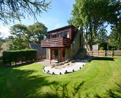 Buchan house cottage aberdeenshire unique cottages for Unique holiday cottages