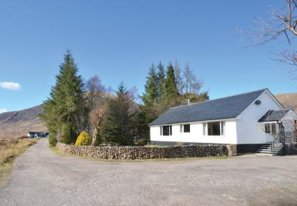 Rannoch Edge Cottage