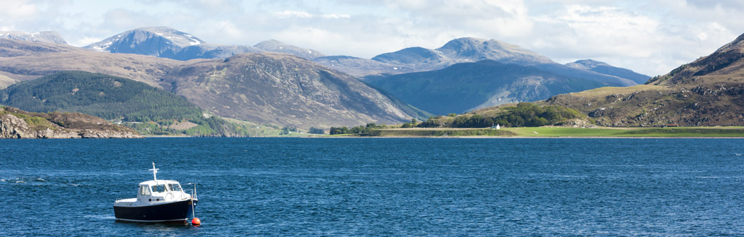 Loch Broom near Ullapool