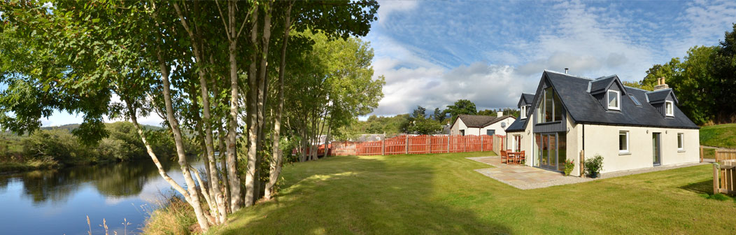 Rose Cottage at Contin