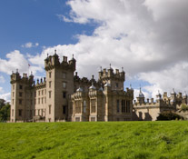 Floors Castle near Kelso