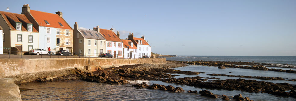 East Shore, St Monans