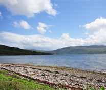 The Shores of Loch Sunart