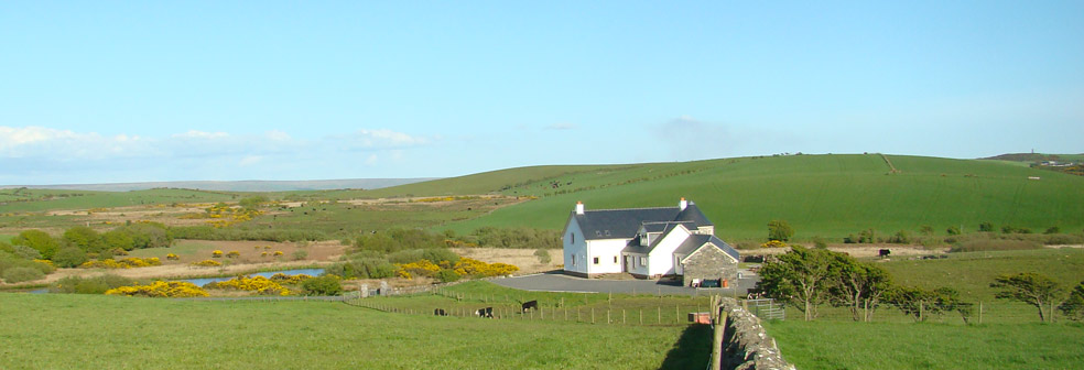 South Airies Farmhouse