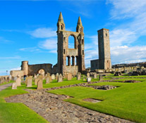 St Andrews Old Cathedral